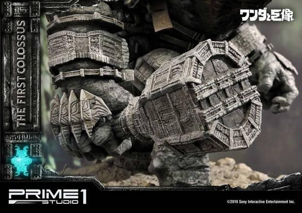 Así es la espectacular figura de 800 dólares del primer coloso de Shadow of the Colossus Imagen 6