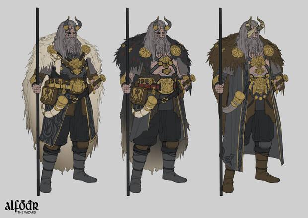 Un fan de God of War muestra sus ideas para la secuela del título de PS4 Imagen 2
