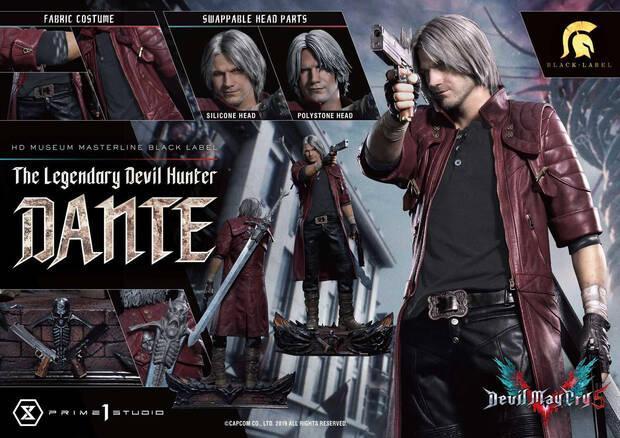 Figura de Dante de 4000 euros