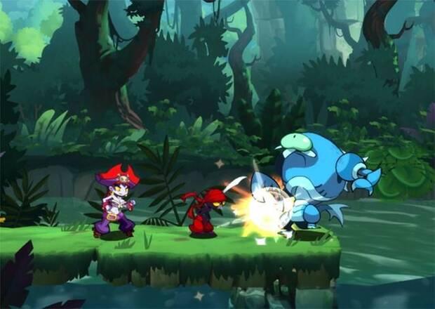 Shantae: Half-Genie Hero Imagen 1