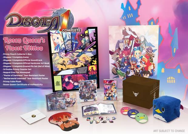 Disgaea 1 Complete Imagen 1