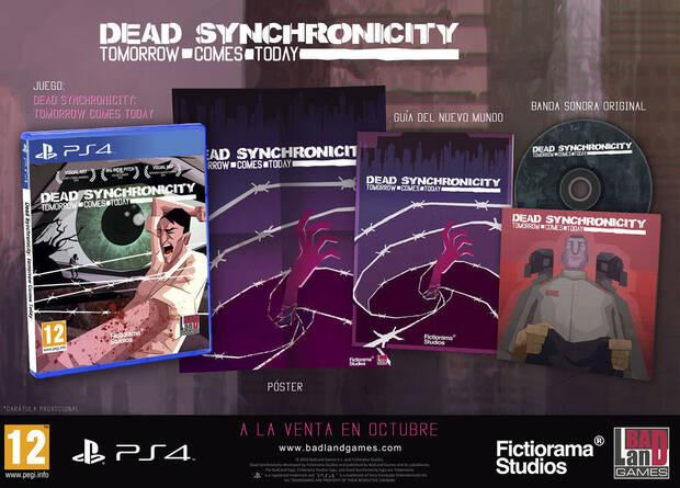 Dead Synchronicity: Tomorrow Comes Today Imagen 1