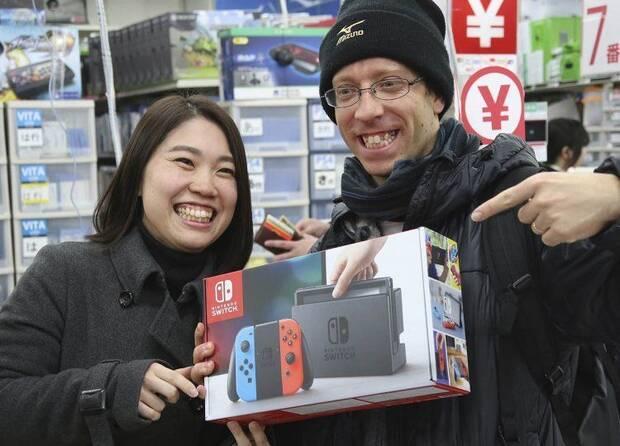 Nintendo Switch vuelve a ser una semana más la consola más vendida de Japón Imagen 2
