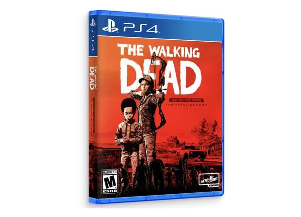 The Walking Dead: Final Season llegará en formato físico a PS4 y Xbox One Imagen 2