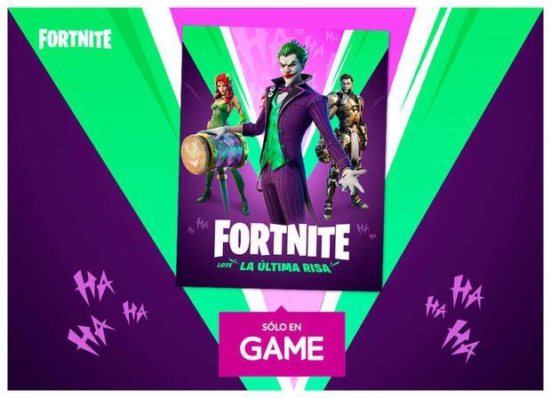 GAME presenta el lote La
