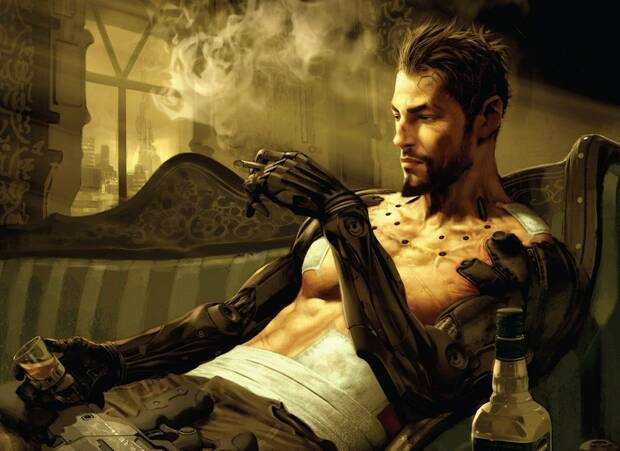 Daniel Melville, el jugador con un brazo biónico basado en Deus Ex Imagen 2
