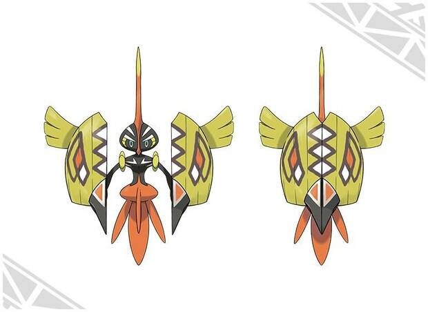 Tapu Koko Pokémon Sol y Luna