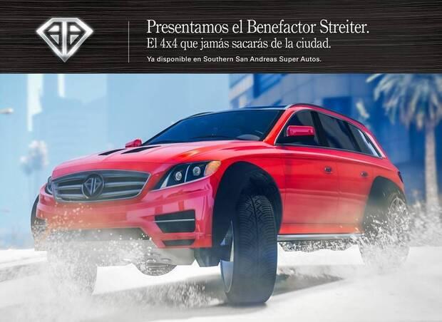 GTA Online cubre sus modos de juego de nieve y anuncia novedades Imagen 2