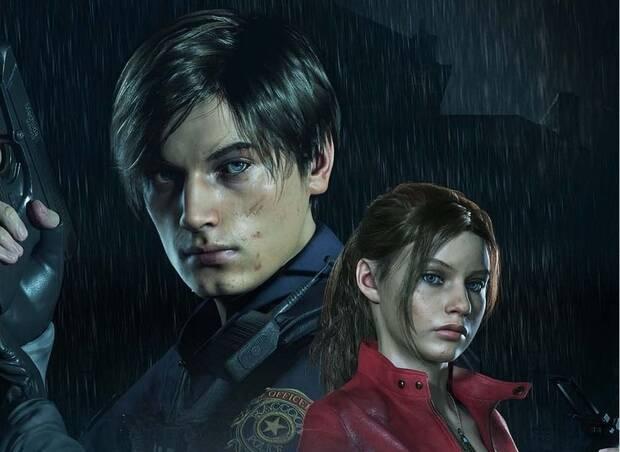 Así son los rostros de los actores y actrices de Resident Evil 2 Remake Imagen 2