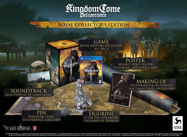 Kingdom Come presenta su nueva y completa edición de coleccionistas Imagen 2