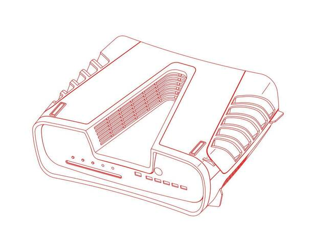 PS5: Una patente revela el posible diseño del kit de desarrollo Imagen 2