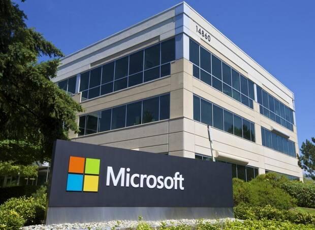 Oficinas centrales de Microsoft.
