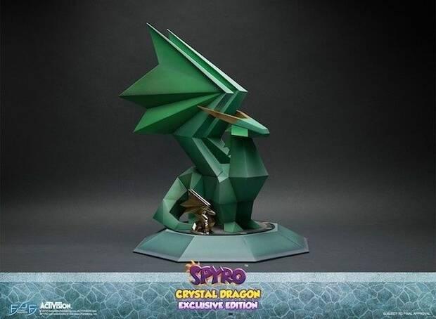 Estas son las nuevas y exclusivas figuras Spyro Crystal Imagen 3