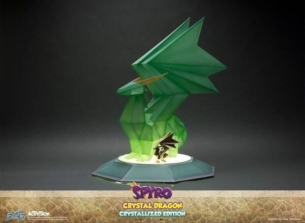 Estas son las nuevas y exclusivas figuras Spyro Crystal Imagen 4