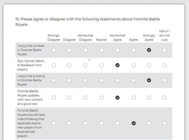 Rumor: Fortnite añadiría pronto un modo 'ranked' en sus partidas Imagen 2