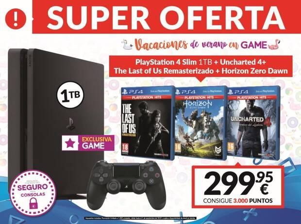 GAME detalla sus nuevas ofertas especiales de verano, disponibles hasta el 1 de septiembre Imagen 3