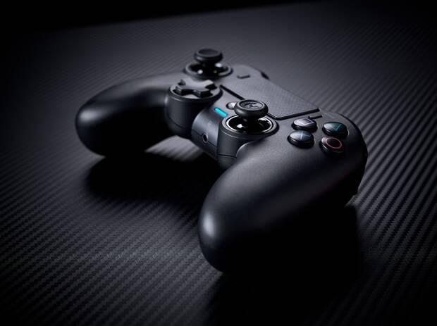 NACON presenta el Asymmetric Wireless Controller para PS4 Imagen 2