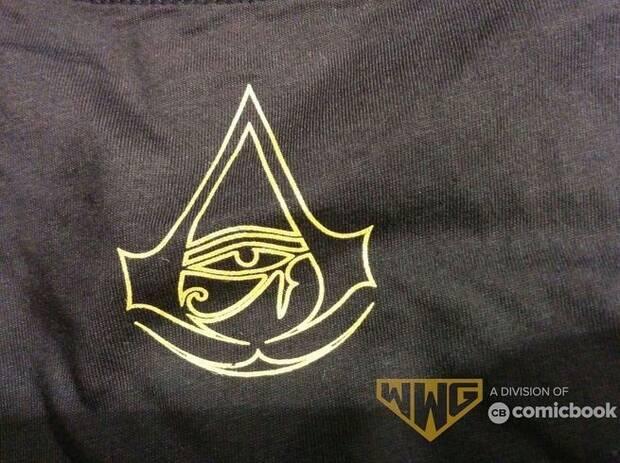 Filtrados los logos y el aspecto del protagonista de Assassin's Creed Origins  Imagen 3