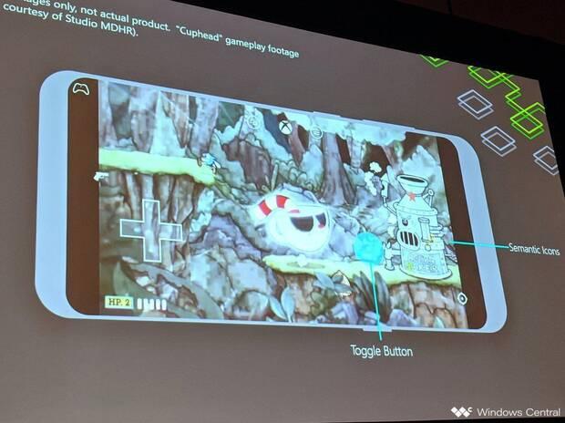 xCloud presenta sus diseños y opciones de control para móviles Imagen 2