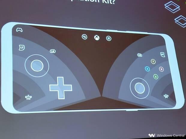 xCloud presenta sus diseños y opciones de control para móviles Imagen 3