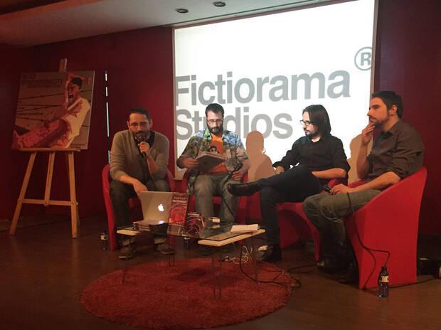 Fictiorama explica el proceso creativo de su opera prima Dead Synchronicity Imagen 2