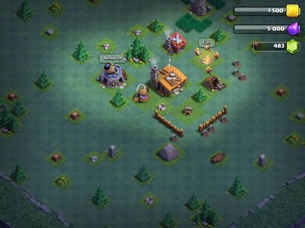Clash of Clans estrena una ambiciosa actualización Imagen 2