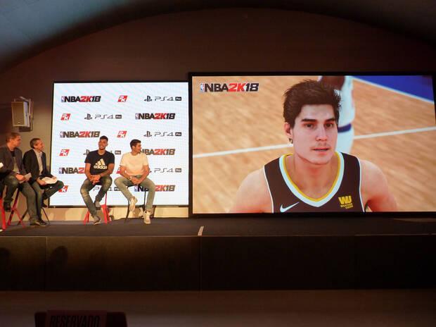 Crónica: 2K Games presenta en España NBA 2K18 Imagen 3