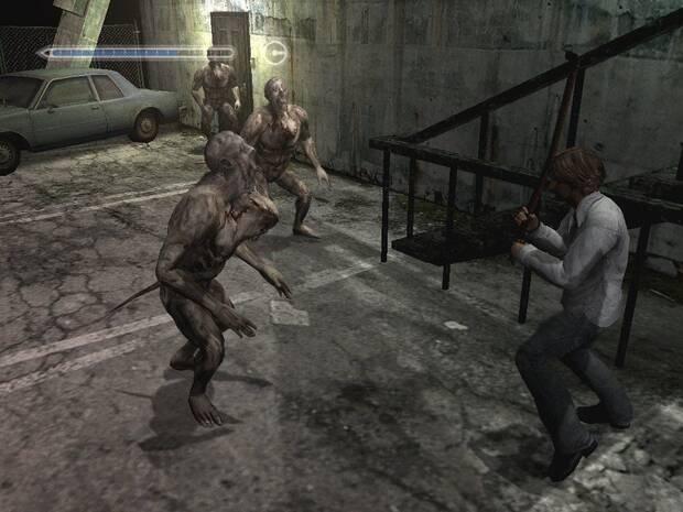 Silent Hill 4 para PC, registrado en el sistema de clasificaci