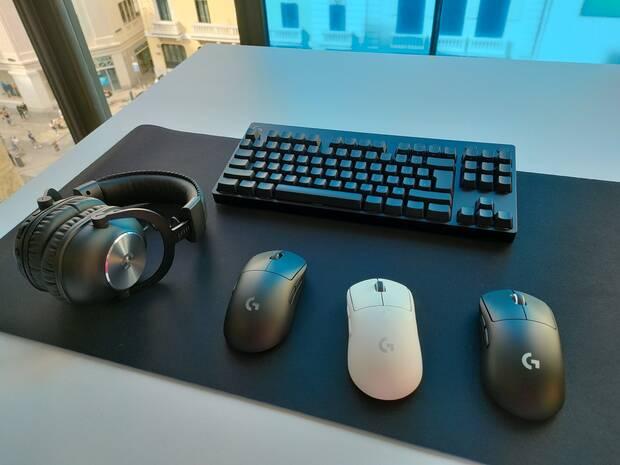 Logitech se actualiza con unos los auriculares G435, flexibles, sostenibles y con colores Imagen 2