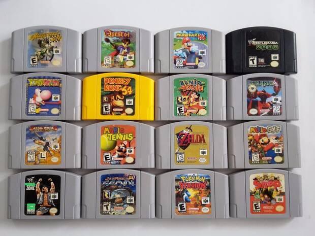 Cosas Que Sabes Si Creciste Con Una Nintendo 64