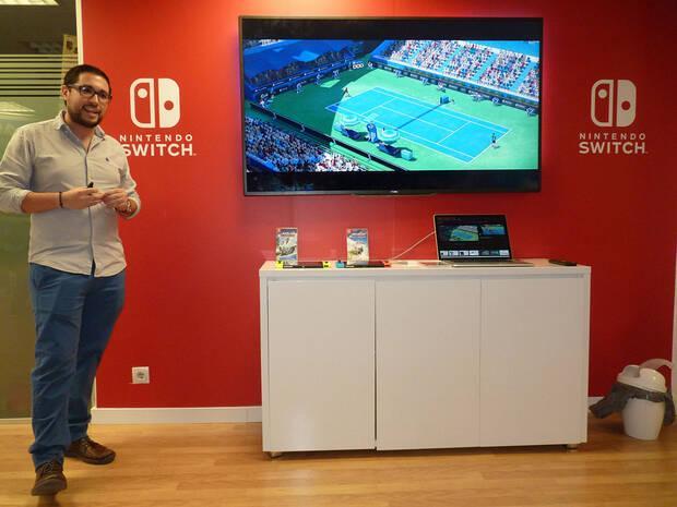 Big Ben Interactive buscar revivir en Switch la diversión en grupo de Wii Imagen 2