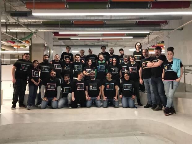 Sergio Prieto y la lucha por crear una base de creadores de videojuegos en Galicia Imagen 13