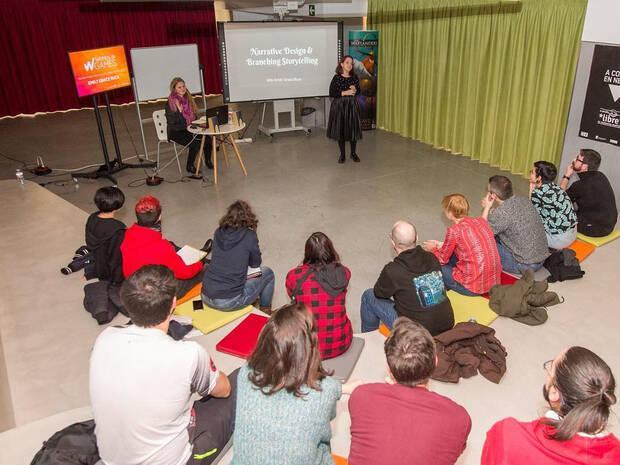 Sergio Prieto y la lucha por crear una base de creadores de videojuegos en Galicia Imagen 16