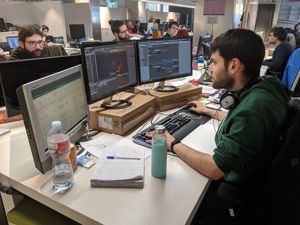 Sergio Prieto y la lucha por crear una base de creadores de videojuegos en Galicia Imagen 17