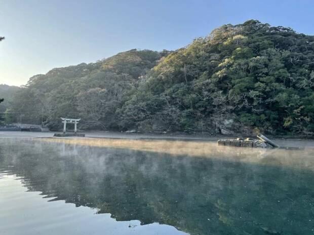 Fans de Ghost of Tsushima recaudan para arreglar torii destrozado