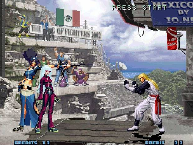 The King of Fighters 2002 disponible gratis para PC a través de GOG.com Imagen 2