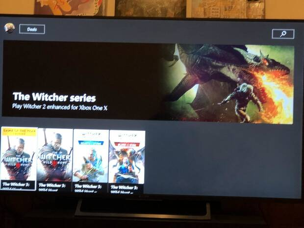 The Witcher 2 Assassins Of Kings recibiría mejoras visuales en Xbox One X Imagen 2