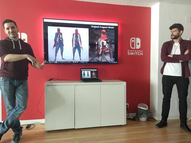 El juego español Aragami llega a Switch tras haber vendido 400.000 unidades Imagen 2