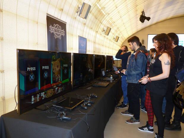 Crónica: PlayStation presenta los juegos españoles del Games Camp Imagen 2