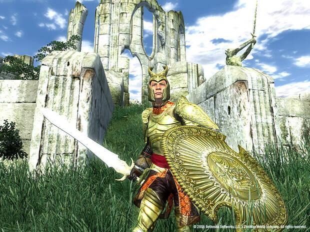 The Elder Scrolls 4 Oblivion cumple 15 a