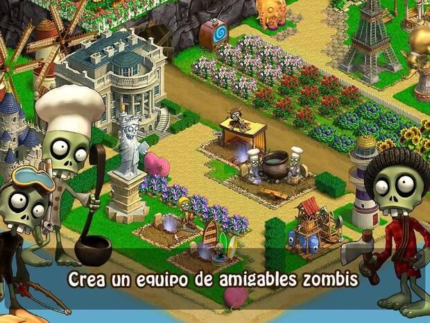 Zombie Castaways Imagen 1