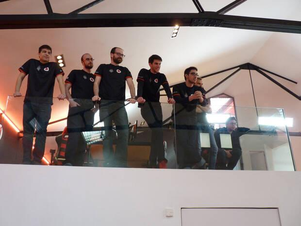 Crónica: Un programa de TV mostrará el día a día del equipo español de LoL en la Vodafone Gaming House Imagen 4