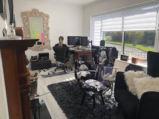 Desde casa: Los profesionales del videojuego muestran cómo trabajan en sus hogares Imagen 2