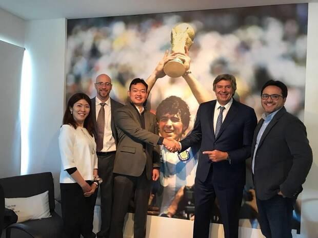 Maradona y Konami llegan a un acuerdo por el uso de su imagen en PES 2017 Imagen 3