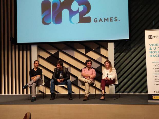 Crónica In2Games: De proyectos universitarios a juegos comerciales Imagen 2