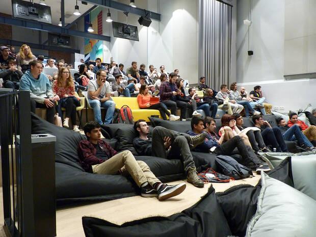 Crónica In2Games: De proyectos universitarios a juegos comerciales Imagen 5