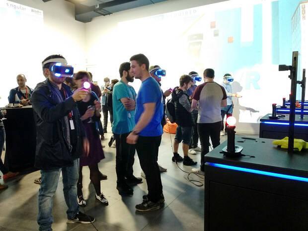 Así es dibujar en realidad virtual con CoolPaintr VR Imagen 3