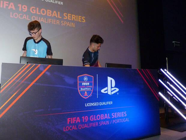 Andoniipm gana la final de la FIFA 19 Global Series Local Qualifier Spain Imagen 4