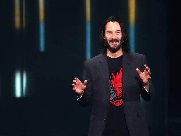 Cyberpunk 2077: Keanu Reeves no esperaba el cálido recibimiento de los fans en el E3 Imagen 2