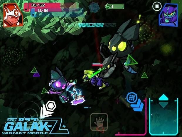 Galak-Z: Variant Mobile Imagen 2